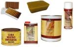 Воски, масла, лаки, золочение - Borma Wachs