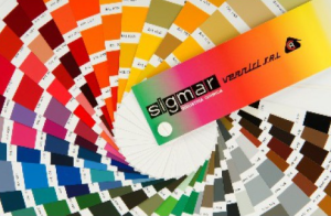 Лакокрасочные материалы Sigmar