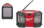 Радио и аудиосистемы Milwaukee