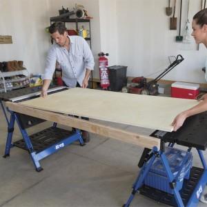 workbench-set-up