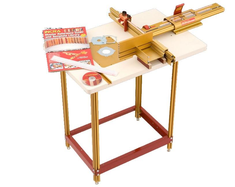Фрезерные столы Combo INCRA