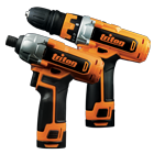Аккумуляторные инструменты Triton