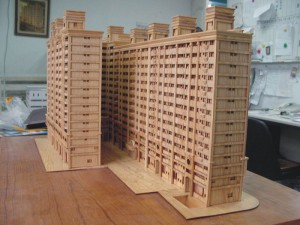 balsa-wood-modeling