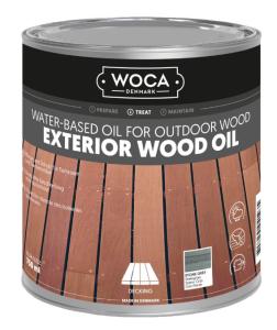 Exterior wood oil 0,75